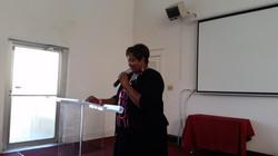 Rev Yoshunda Jones