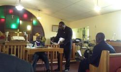 Pastors Report