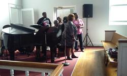 Hood Temple AMEZ Choir