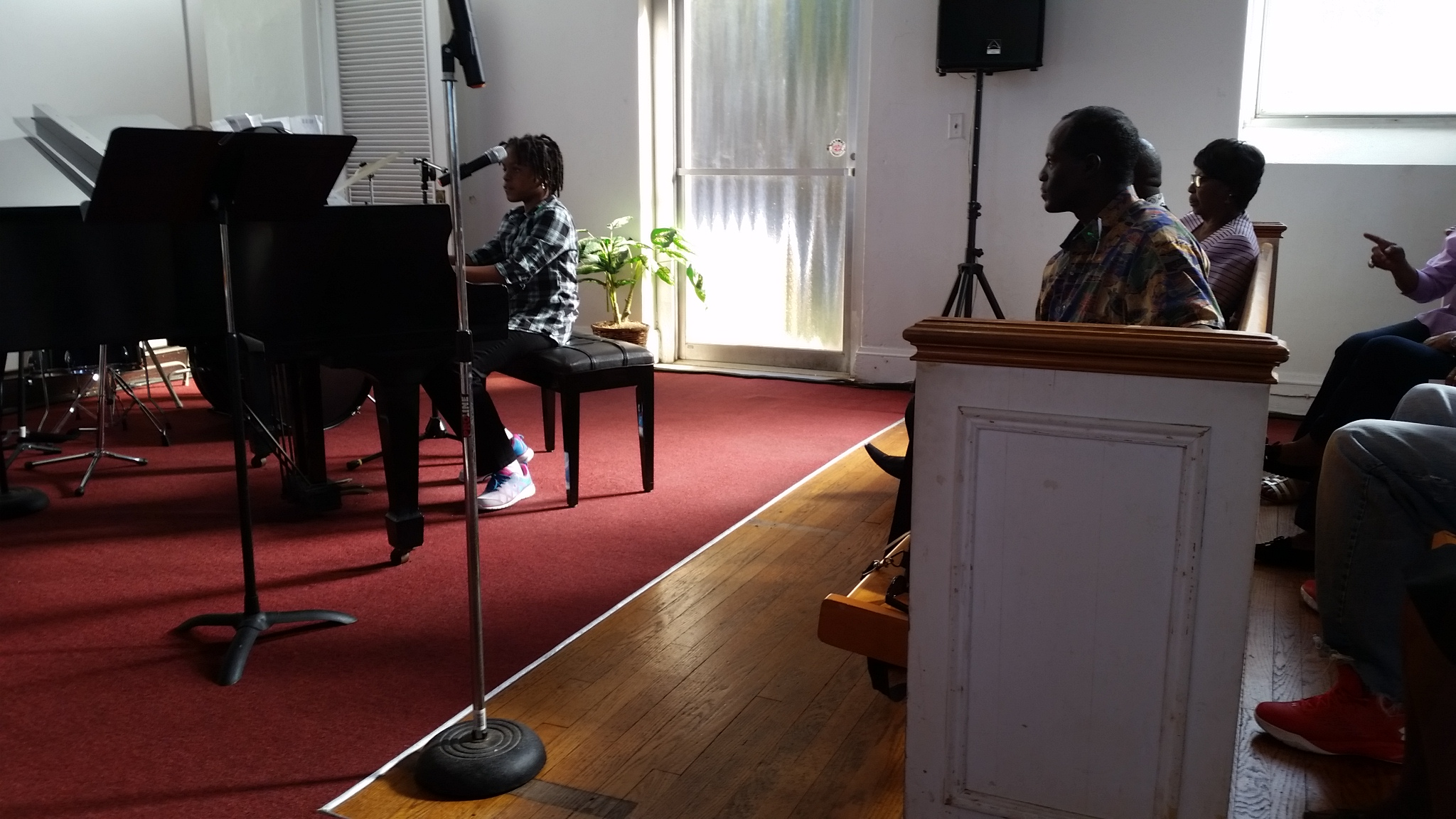 12 year old piano Soloist