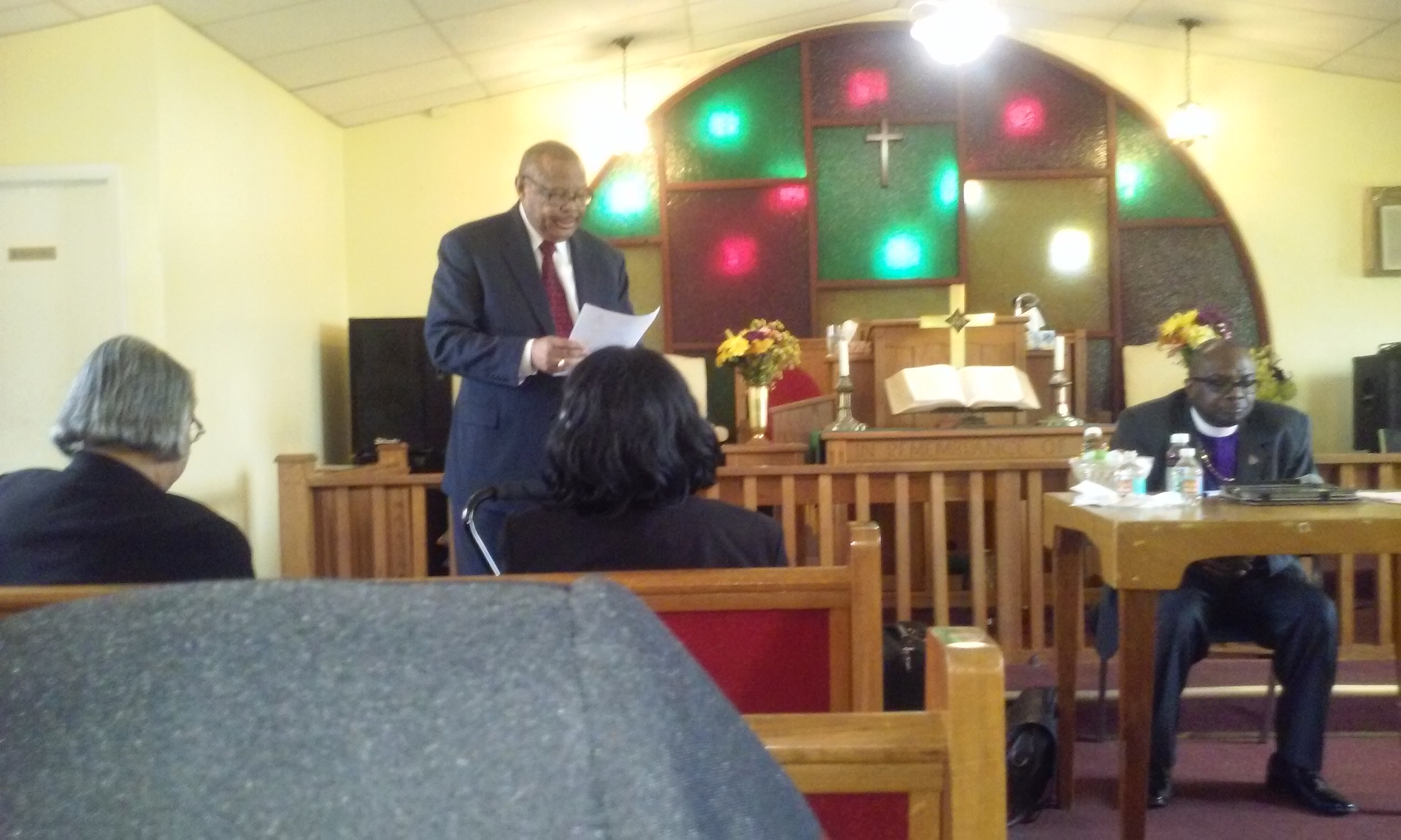 Pastors Reports