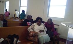 Pastor Mohead and Presiding Elder