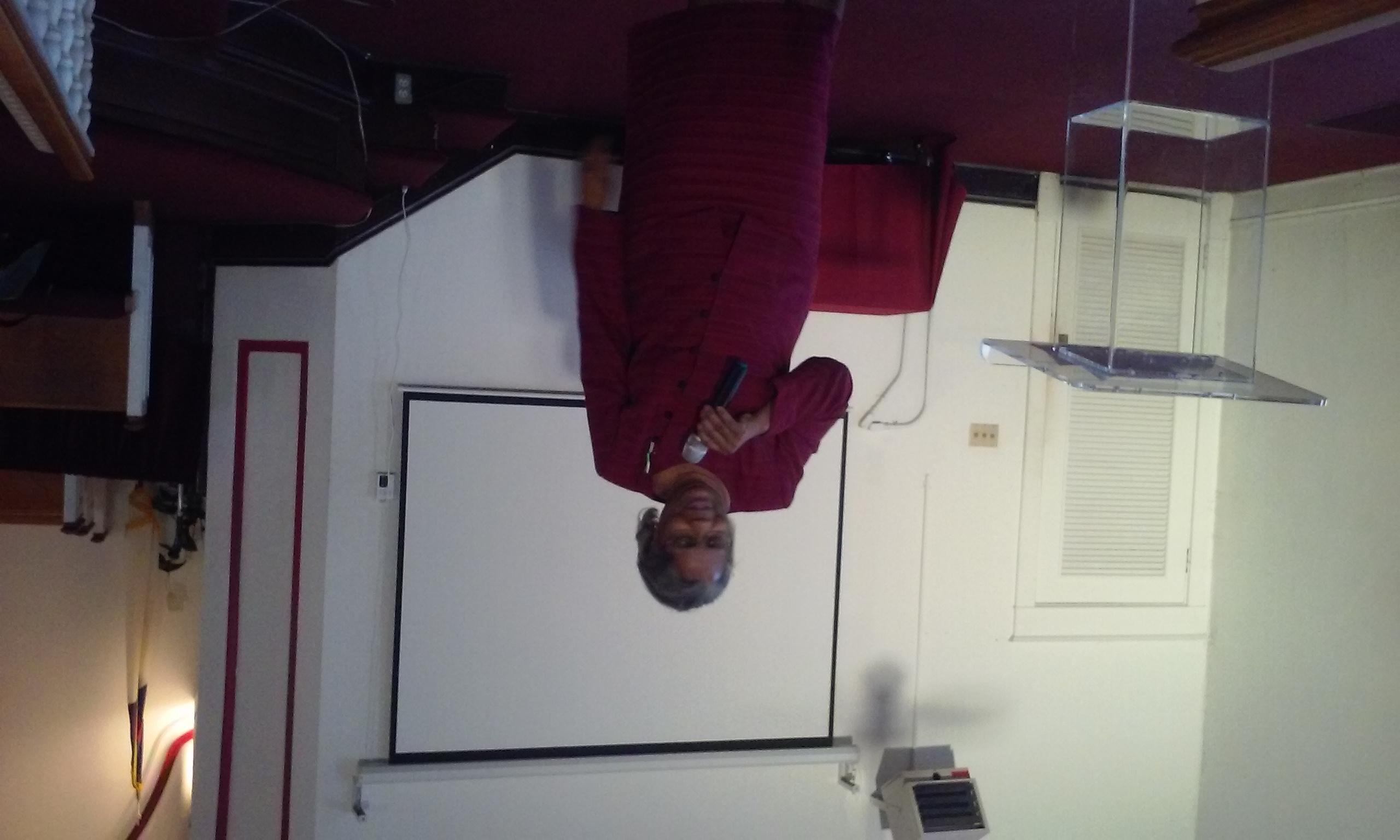 Presiding Elder Zakay
