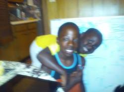 Jaylin and Darian