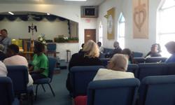 Enjoying Joint Mass Meeting