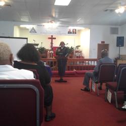 Tampa District Presiding Elder