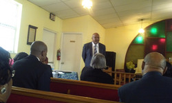 Pastor Reports