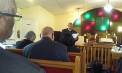 Presiding Elder Haralson