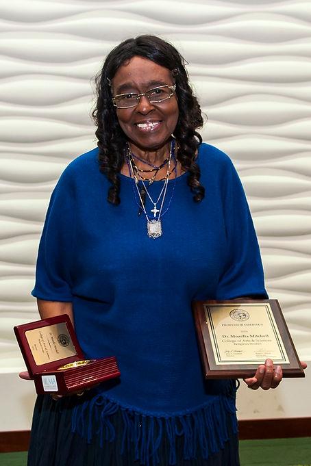 Rev Dr. Mozella G. Mitchell