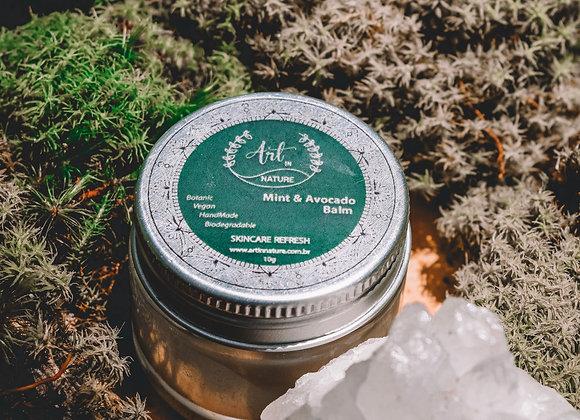 SkinCare REFRESH Mint & Avocado 30g