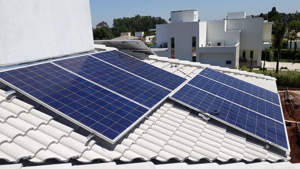 Energia Solar Fovoltaica