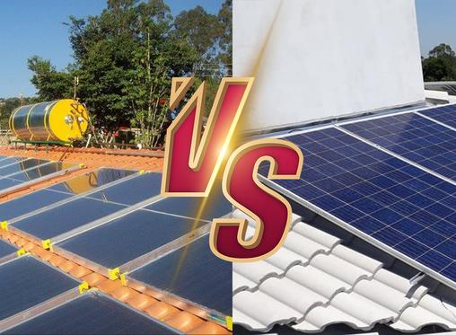 DESCUBRA o porque a ENERGIA SOLAR não substitui o AQUECIMENTO SOLAR (BOILER)