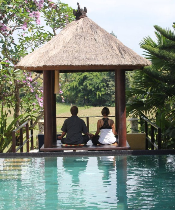 Personal Retreat Anywhere in the World