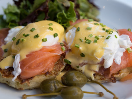 STONED HISTORY: THE MOTHER OF ALL SAUCES, HOLLANDAISE