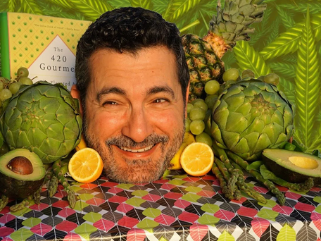 CHANNELING JEFFTHE420CHEF: THE CANNABIS COOKING CHANNEL FIRES UP