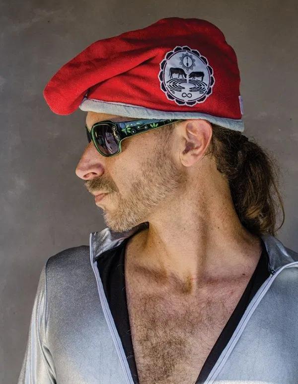 David Bronner headshot