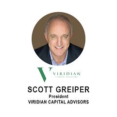 Viridian Capital Advisors - Scott Greipe
