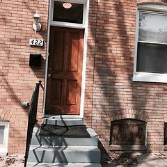 422 E. Lanvale Street, Baltimore MD 2120