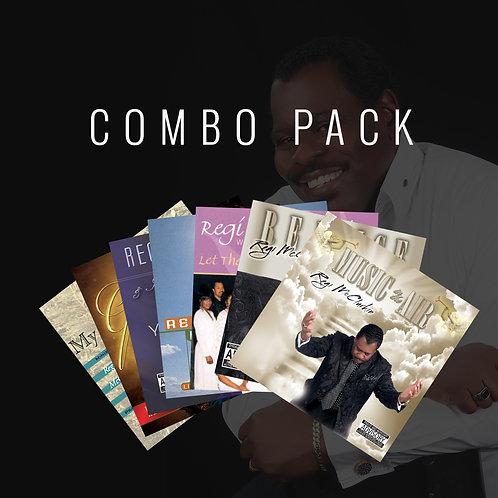 CD Combo Pack