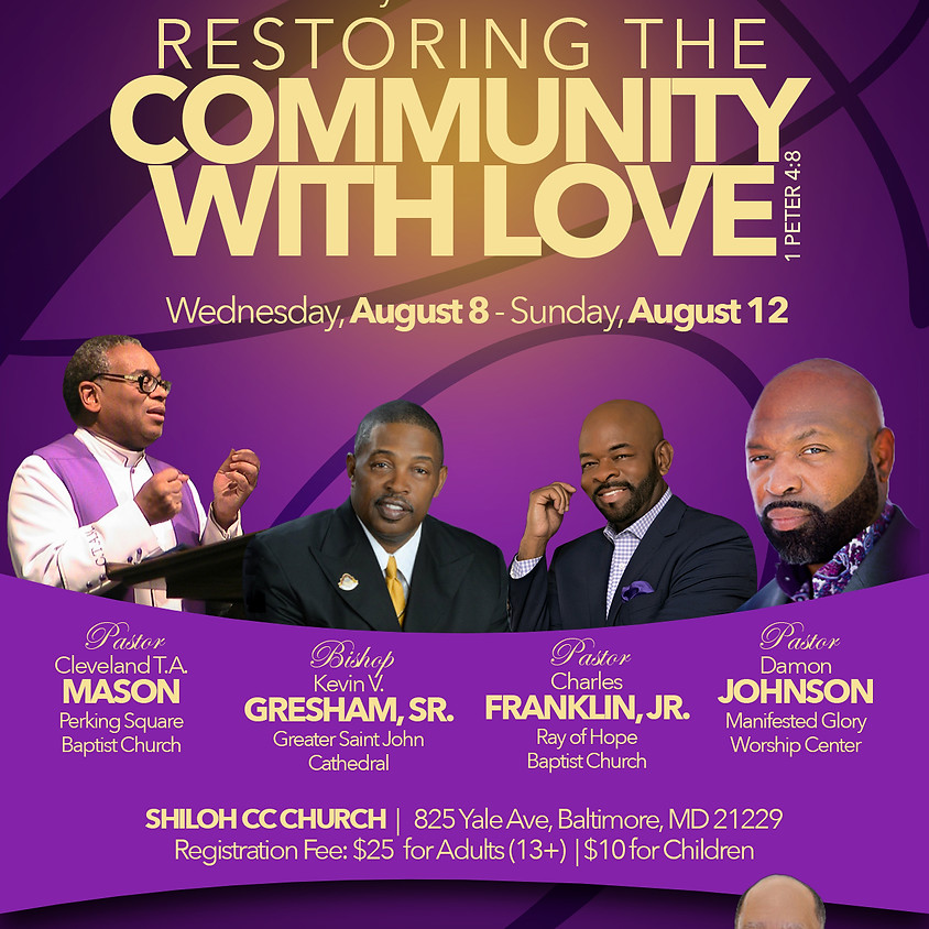 55th Annual Holy Convocation
