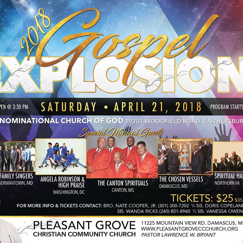 2018 Gospel Explosion