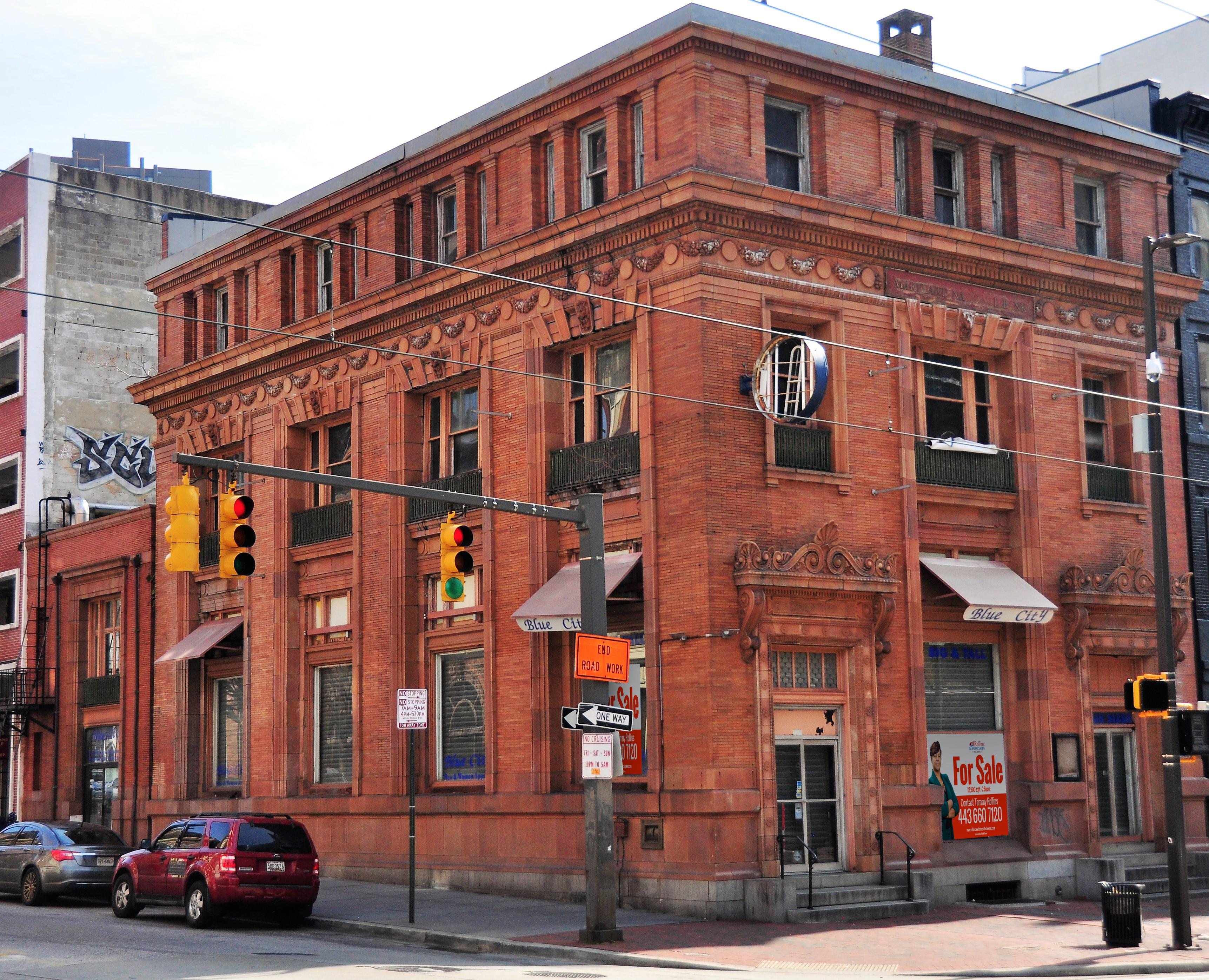 233 N. Howard Street, Baltimore