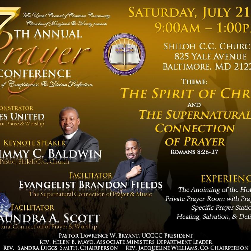 7th Annual Prayer Conference