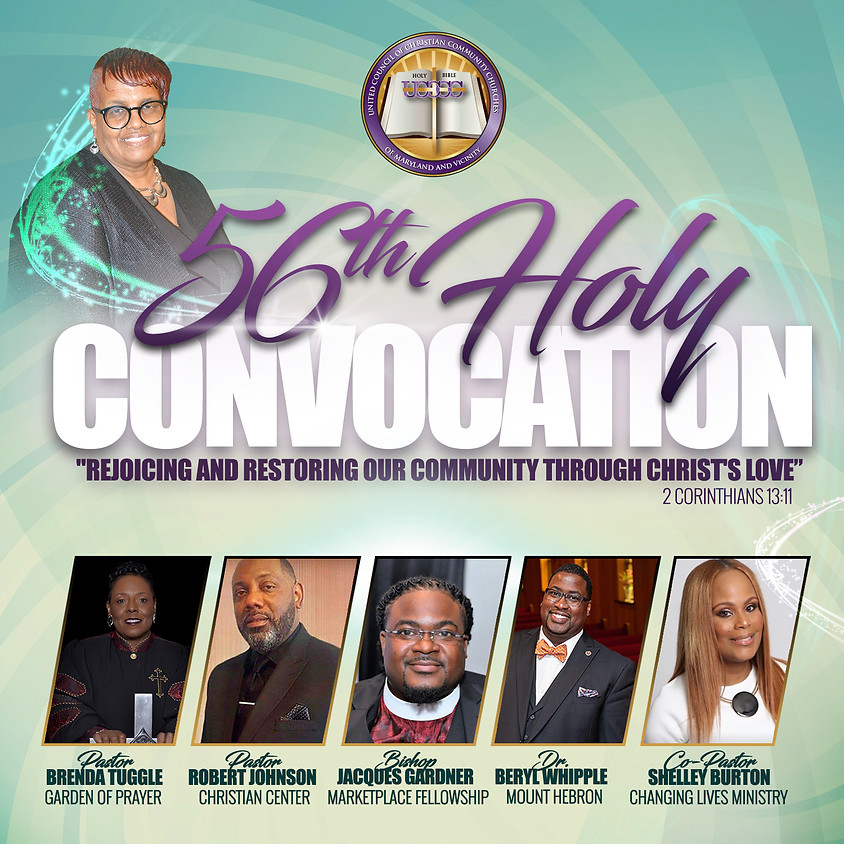 56th Annual Holy Convocation
