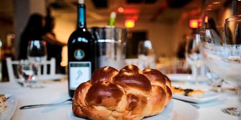 Friday Night Shabbat Meal
