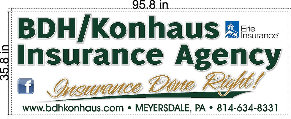 Insurance done right since 1939!