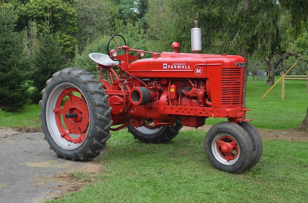 Join us for the Maple City Classic Tractor Roundup!