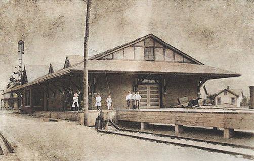 Western Maryland Railway Station (Meyersdale, PA)