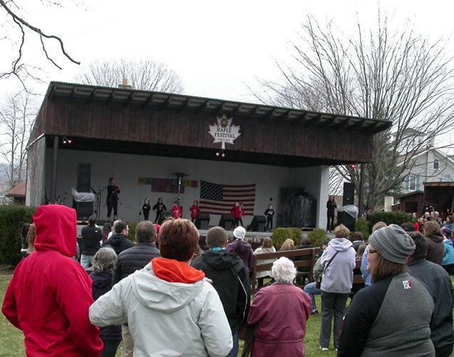 PA Maple Festival