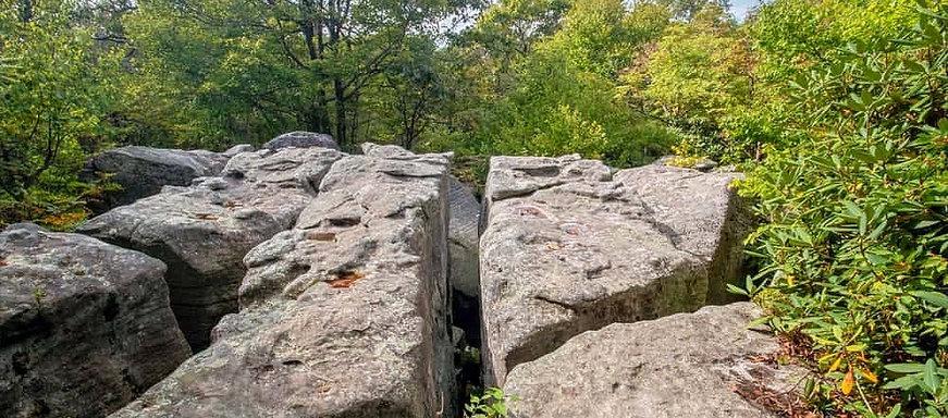 Baughman Rocks