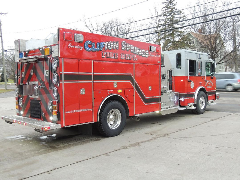 4 Guys Fire Trucks