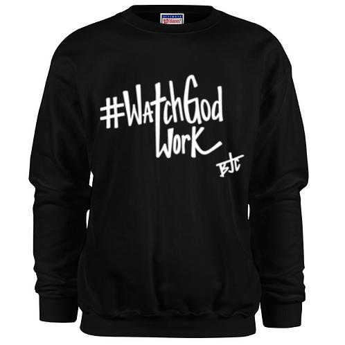#WatchGodWork