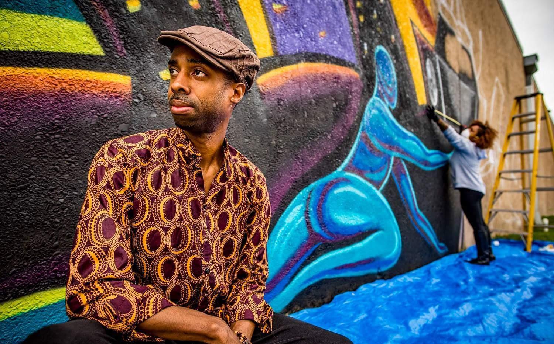 Syncing Ink: by NSangou Njikam