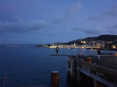 Wellington is a lovely city