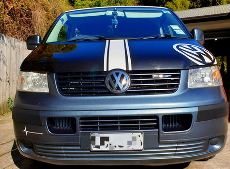 #Volkswagon #VW #T5 Our first test