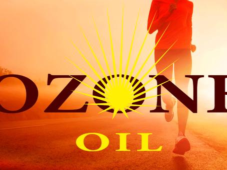 Informações sobre a utilização e benefícios dos óleos ozonizados