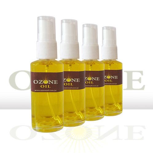 4 Ozone Oil Girassol 30 ml