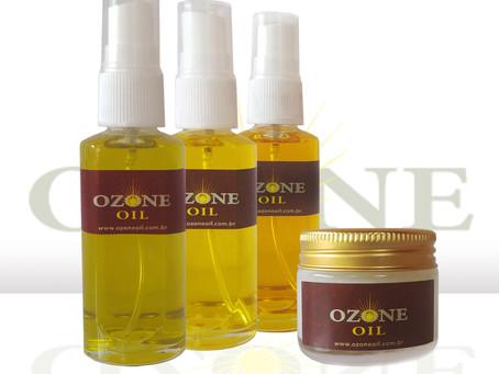 Doenças de pele? Óleo Ozonizado e seu uso na Podologia.