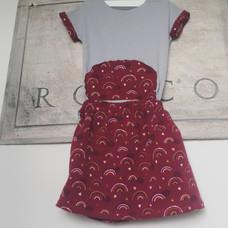 Shirt & Kleid