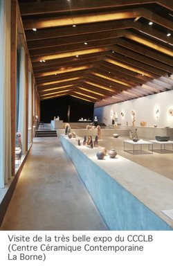Centre céramique contemporaine Borne