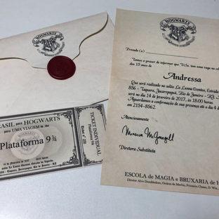Andressa - Harry Potter