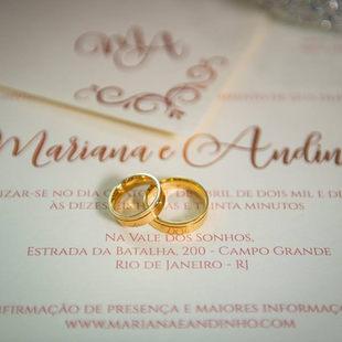 Mariana e Andinho