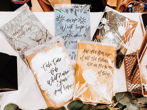 Hand Designed Journals
