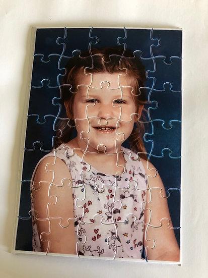 35 piece jigsaw £6