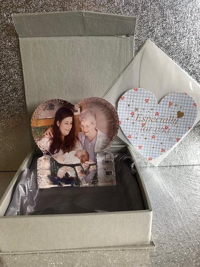 Crystal Love heart £15