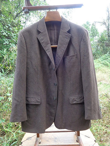 GORGEOUS Corneliani 3/2 Tweed Jacket With Twin Vents